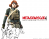 Metal Gear Solid 4 - Meryl Silverburgh